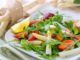 Basische Ernährung - Spargelsalat mit Rucola