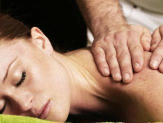 Entspannung für den Rücken durch Massagen