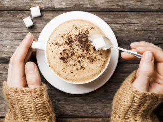 Abnehmen - Zucker im Kaffee reduzieren