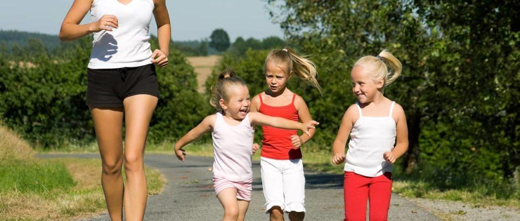 Laufschuhe für Kinder
