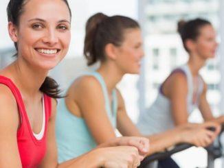Probetraining im Fitnessstudio