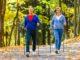 Gesundheit fördern mit Nordic Walking